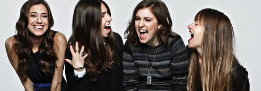 Allison-Williams-Zosia-Mamet-Lena-Dunham-Jemima-Kirke-Girls-HBO